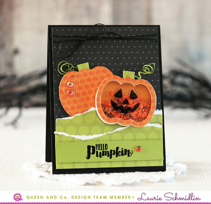 Hello Pumpkin by Laurie Schmidlin