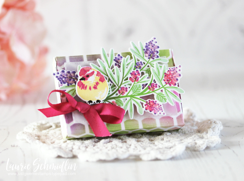 Enjoy Gift Card Box by Laurie Schmidlin