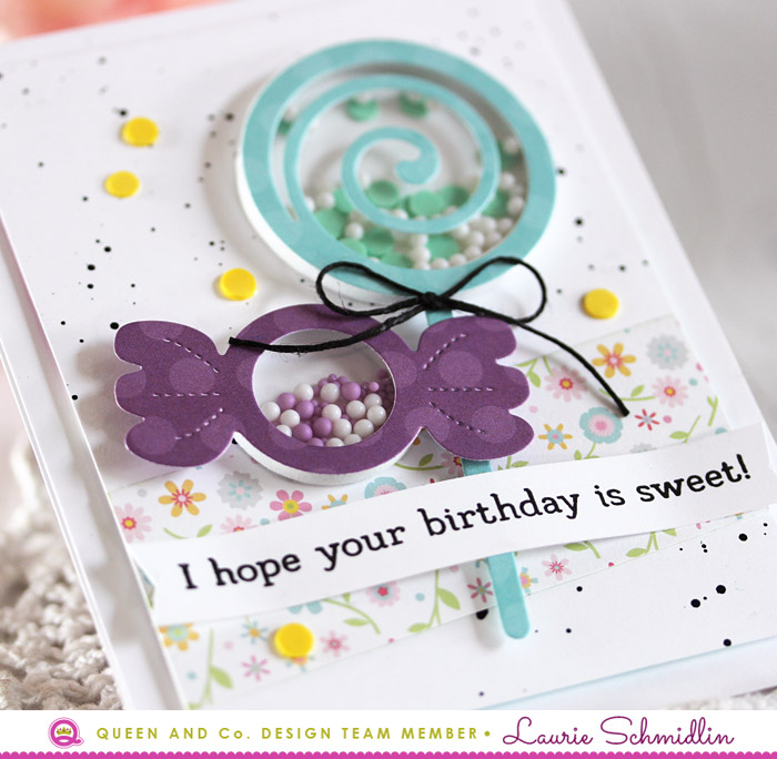 Sweet Birthday (detail) by Laurie Schmidlin