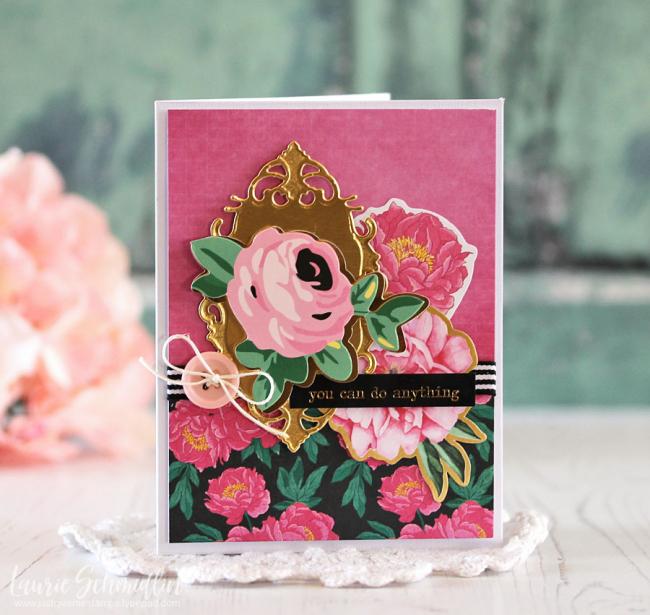 Spellbinders Card Kit 3 by Laurie Schmidlin