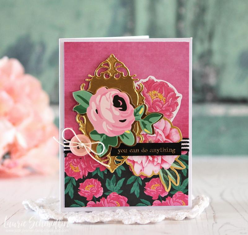 Spellbinders Card Kit 2 by Laurie Schmidlin