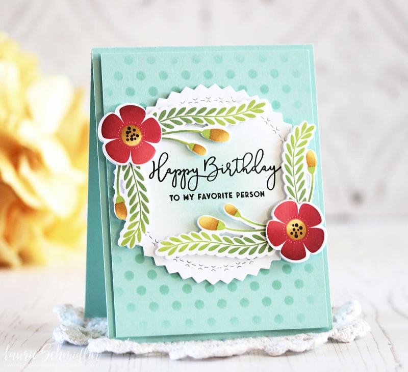 Laurie Schmidlin - Happy Birthday