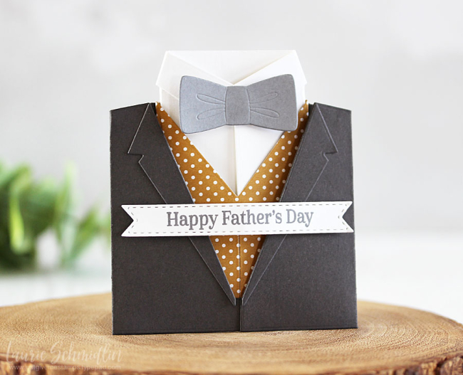 Dapper Father's Day by Laurie Schmidlin