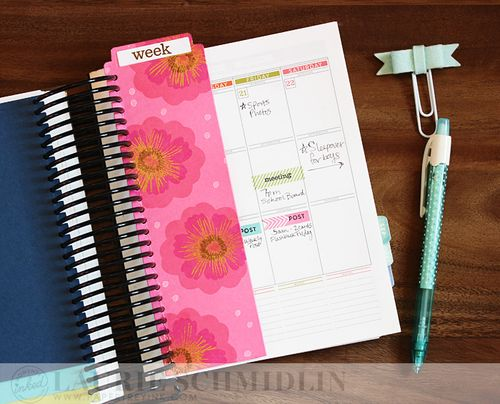 School Planner Lists6 by Laurie Schmidlin