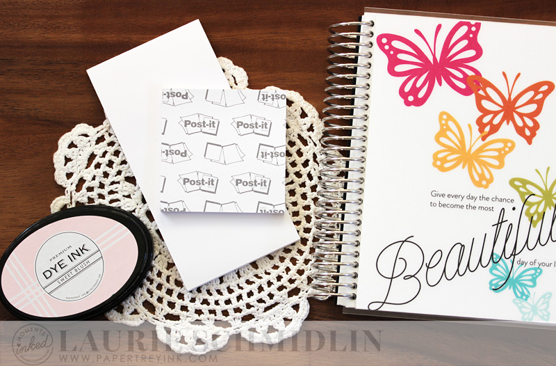 2016 Moment's Inked Planner Review 14