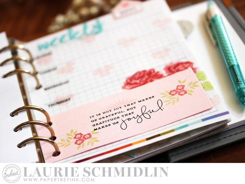 Weekly Menu 2 by Laurie Schmidlin