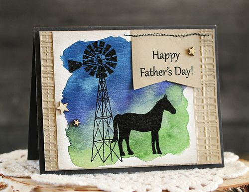 Happy Father's Day by Laurie Schmidlin