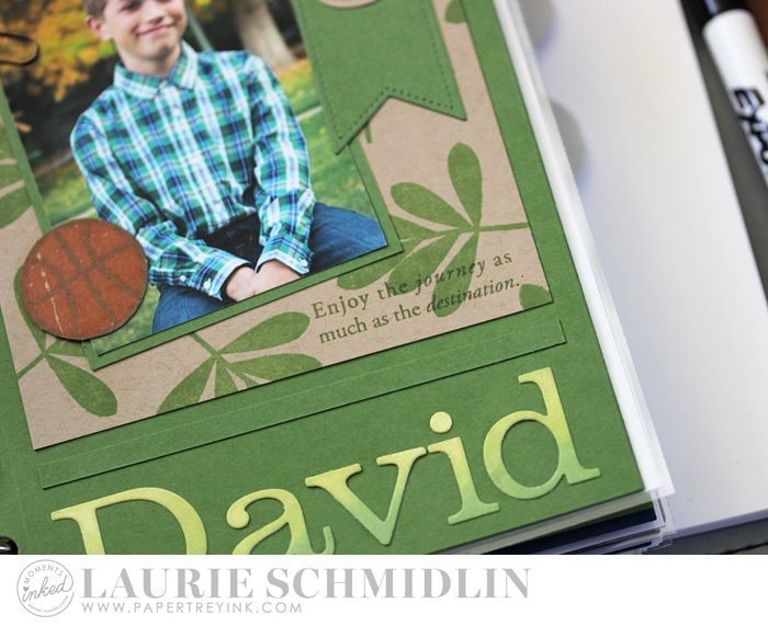 School Dashboard - David 1 by Laurie Schmidlin