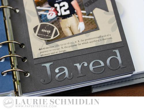 School Dashboard - Jared (detail) by Laurie Schmidlin