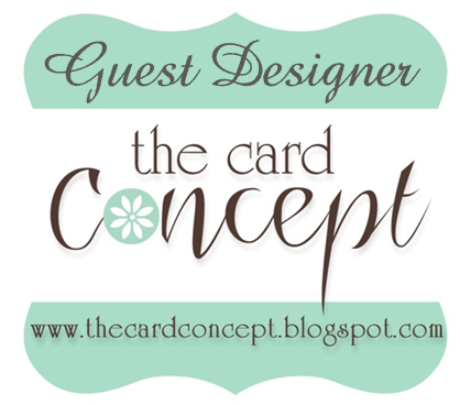 Guest Designer Badge for The Card Concept