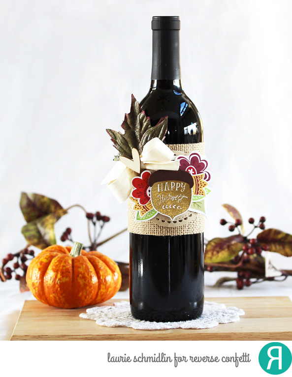 Happy Harvest Hostess Gift by Laurie Schmidlin