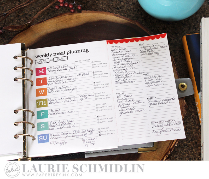 Meal Planning Review 3