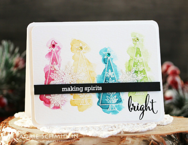 Bright Spirits by Laurie Schmidlin