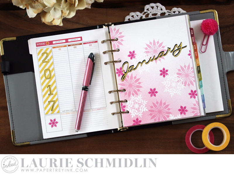Planning for a New Year 2 by Laurie Schmidlin