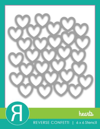 HeartsStencil
