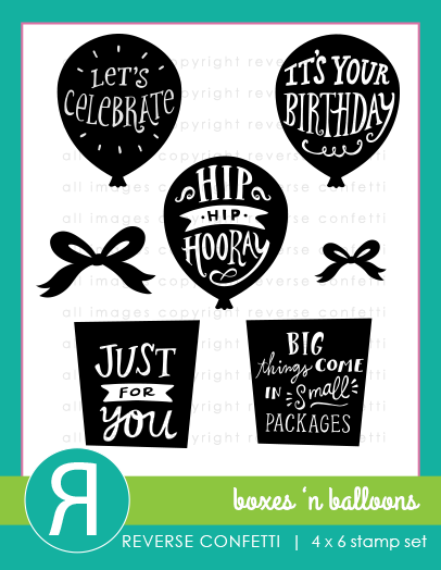 BoxesNBalloonsStampsProductGraphic
