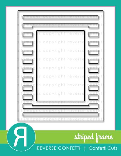 StripedFrameProductGraphic