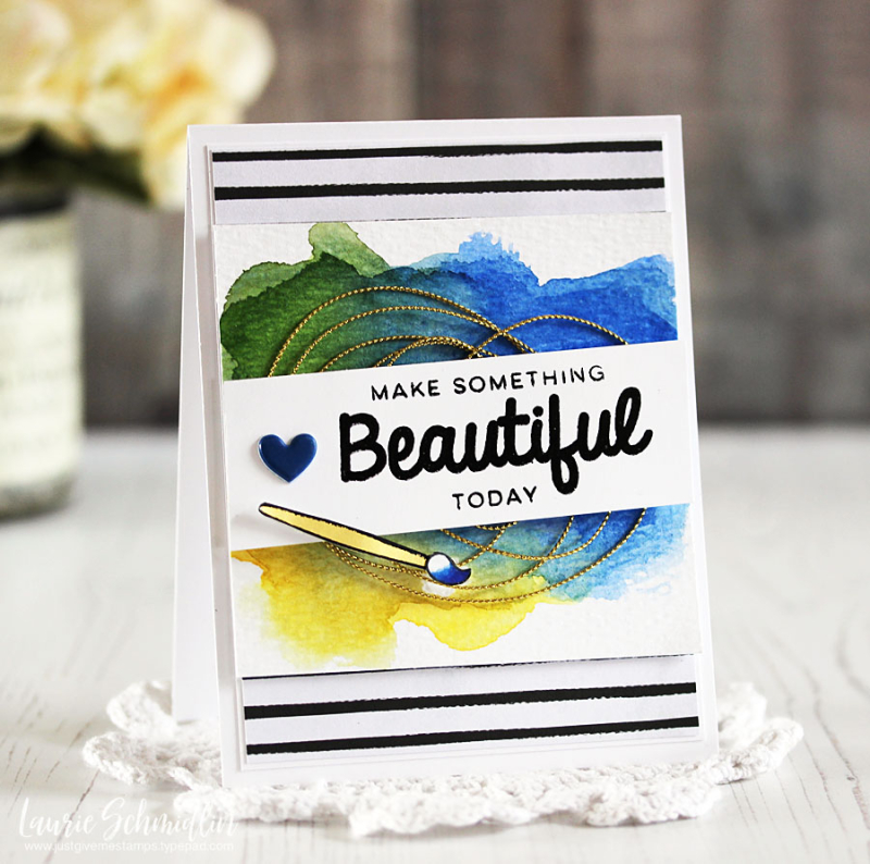 Make Something Beautiful by Laurie Schmidlin