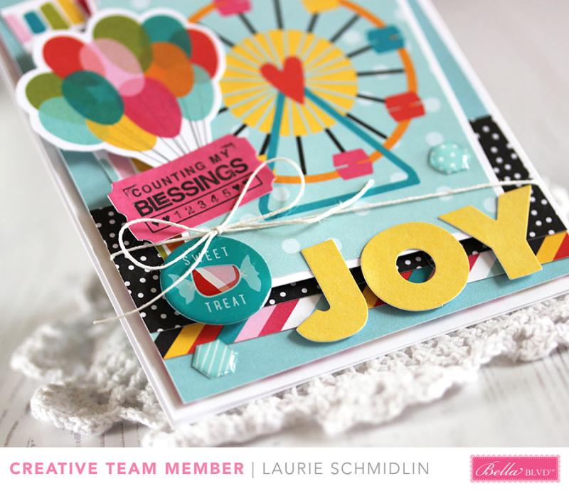Joy (detail) by Laurie Schmidlin
