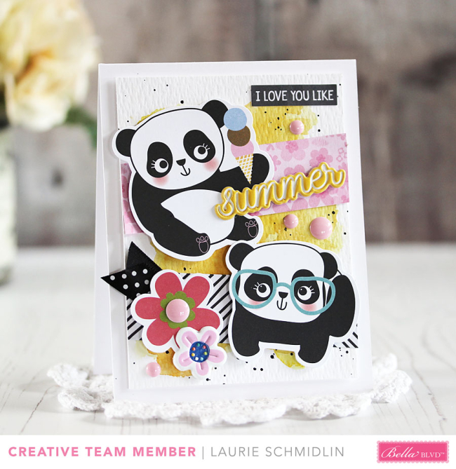 Love You Like Summer by Laurie Schmidlin