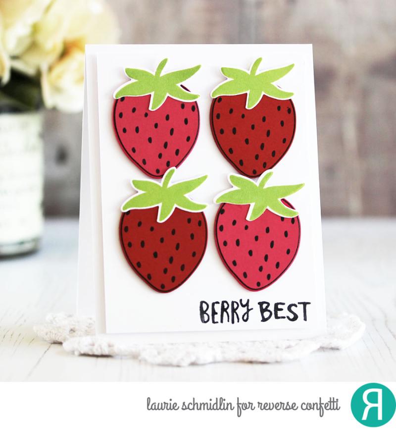Berry Best by Laurie Schmidlin