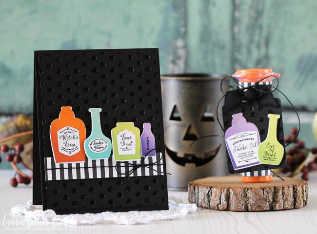 Wicked Elixir Gift Set by Laurie Schmidlin