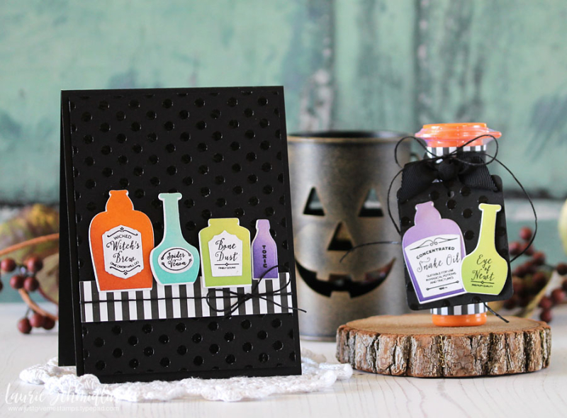 Wicked Elixir Gift Set by Laurie Schmidlin