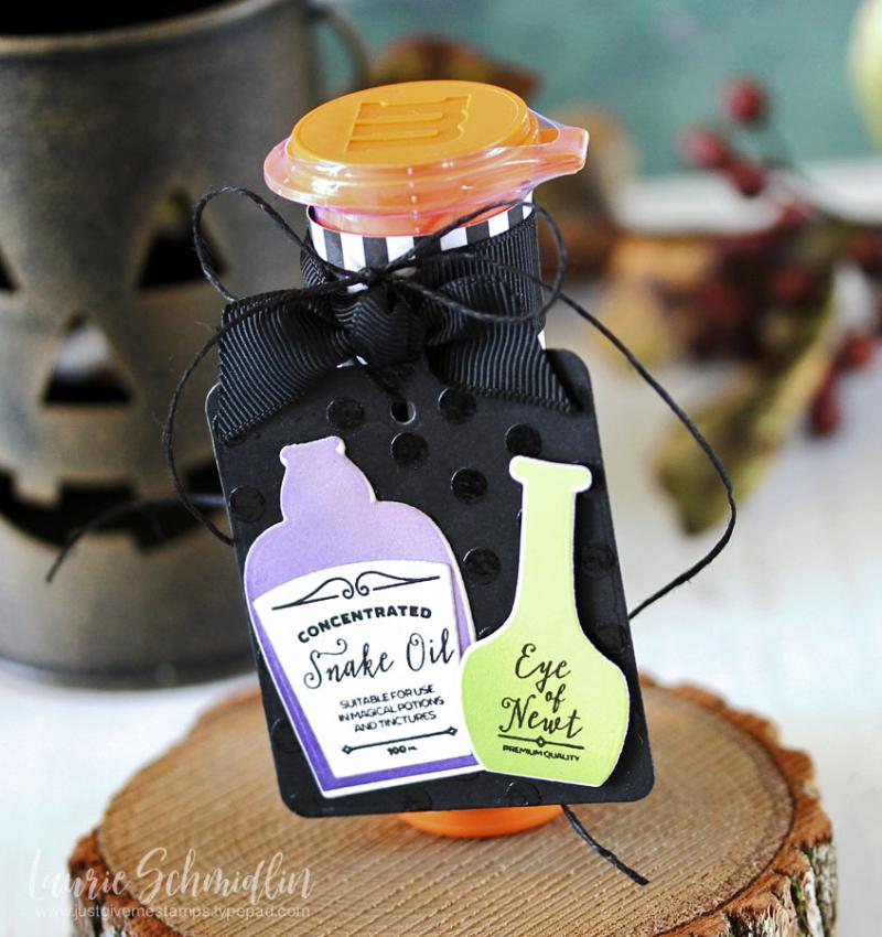 Wicked Elixir Gift Set (detail 2) by Laurie Schmidlin