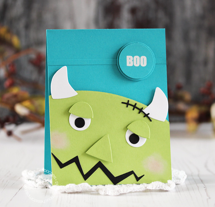 Laurie - Halloween Card Dies