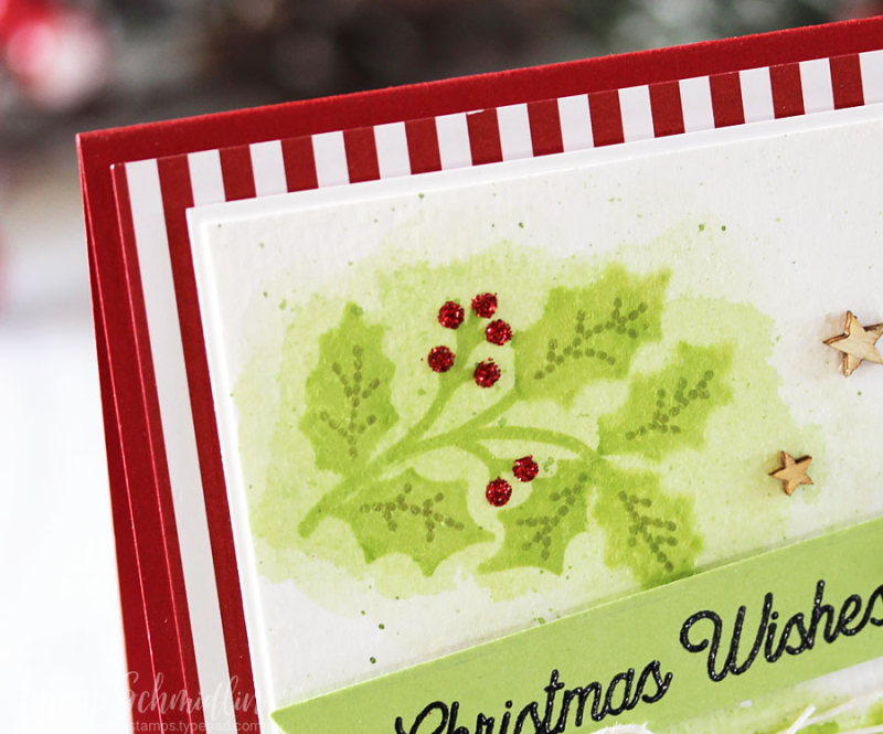 Christmas Wishes (detail 1) by Laurie Schmidlin
