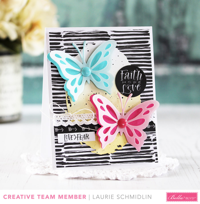 Faith Hop Love by Laurie Schmidlin