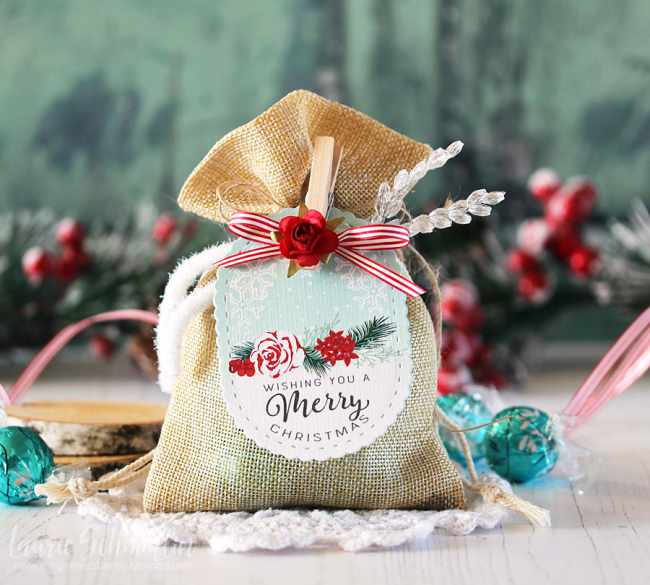 Christmas Gift Packaging by Laurie Schmidlin