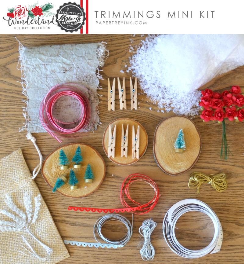 Wonderland Trimmings Kit