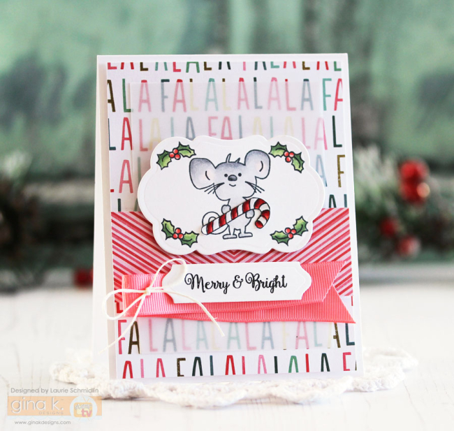 Merry & Bright by Laurie Schmidlin