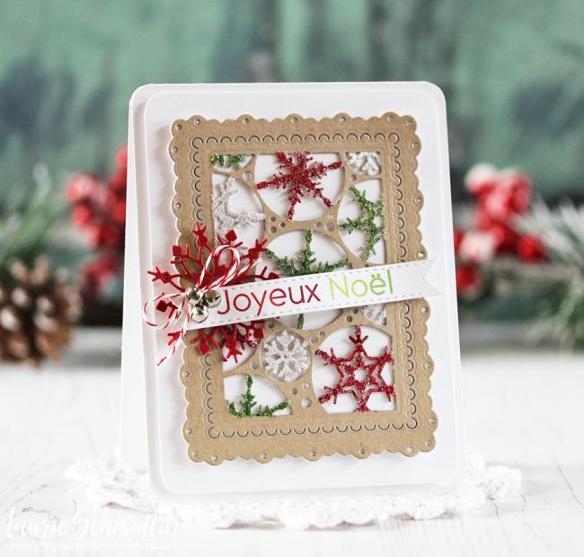 Joyeux Noel by Laurie Schmidlin