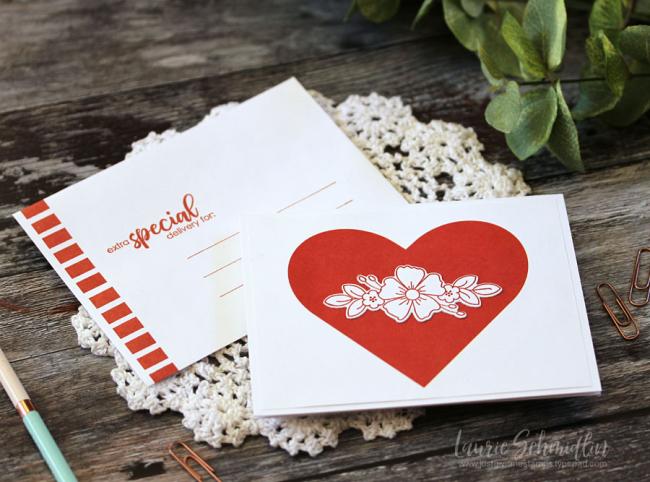 Envelope Envy Card Set 2 by Laurie Schmidlin