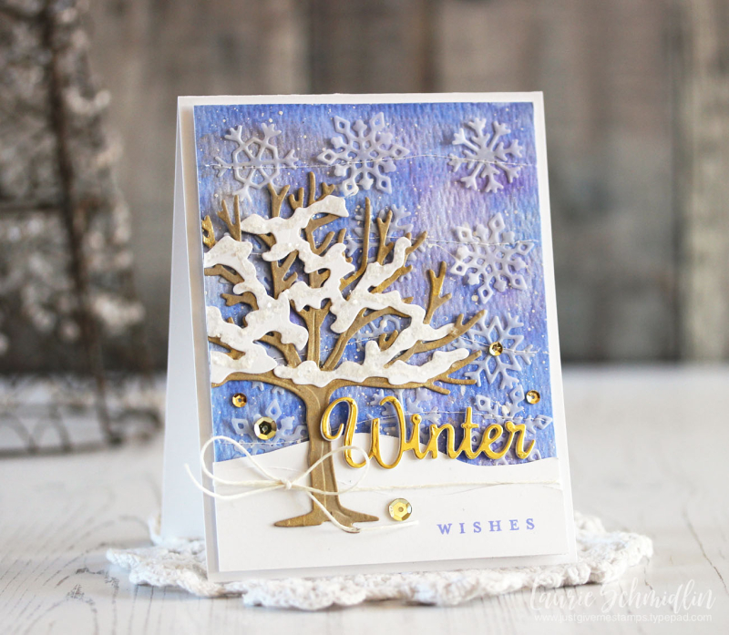 Winter Wishes by Laurie Schmidlin