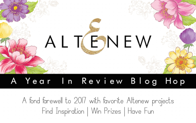 A Year in Review 2017 Blog Hop