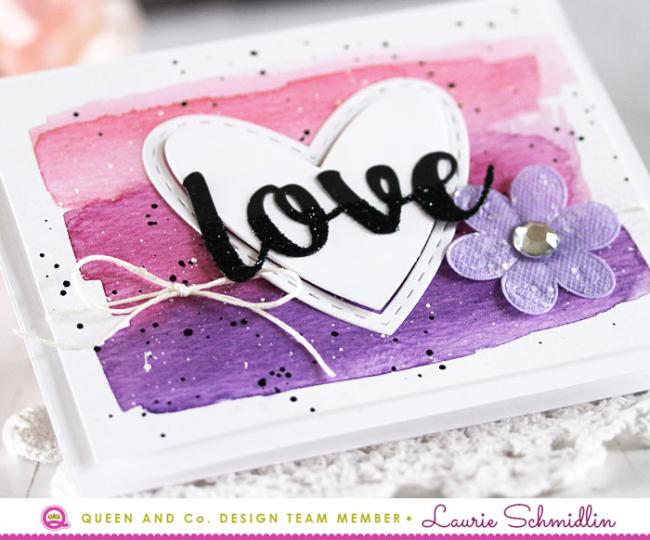 Love by Laurie (detail) Schmidlin