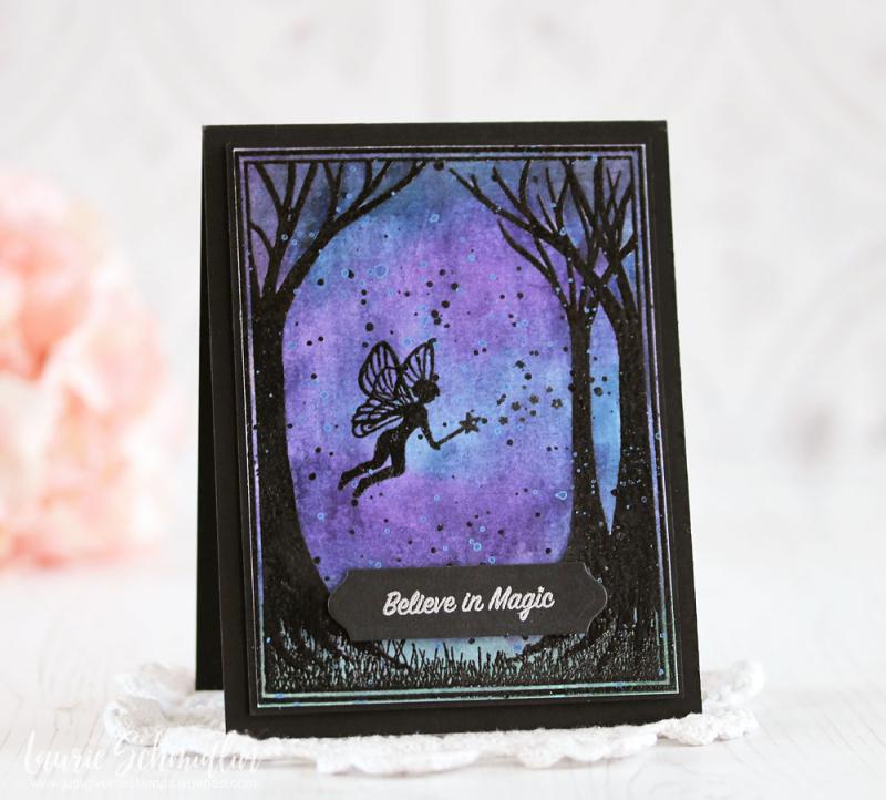 Believe in Magic by Laurie Schmidlin