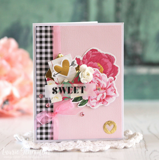 Spellbinders Card Kit 4 by Laurie Schmidlin