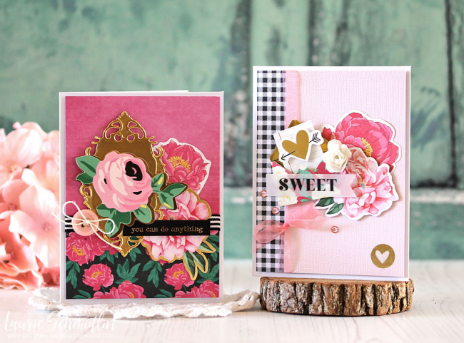 Spellbinders Card Kit 1 by Laurie Schmidlin