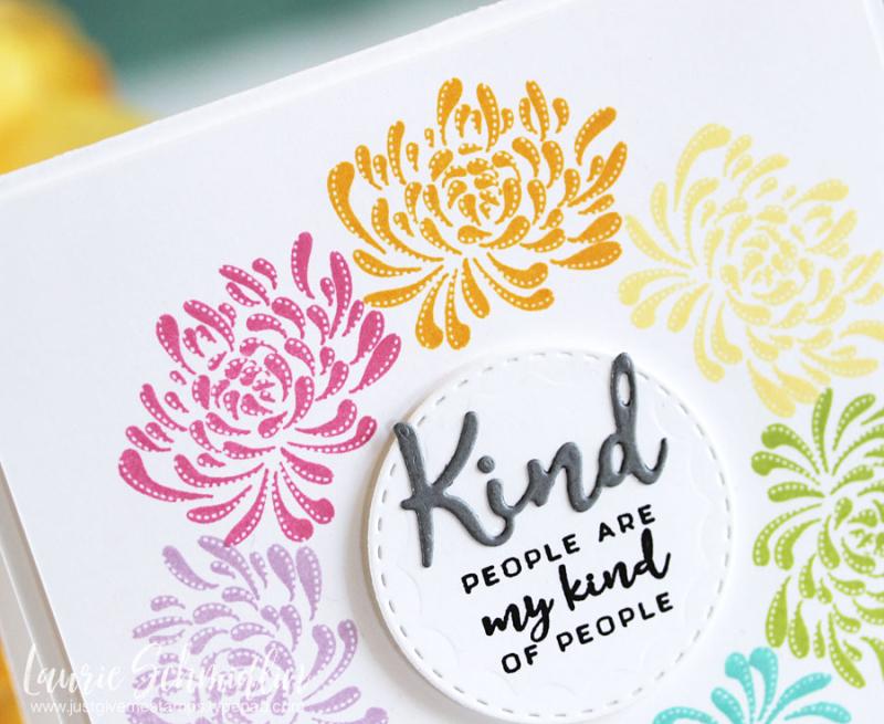 Kind People (detail 2) by Laurie Schmidlin