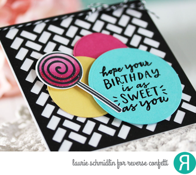 Sweet Birthday by Laurie Schmidlin