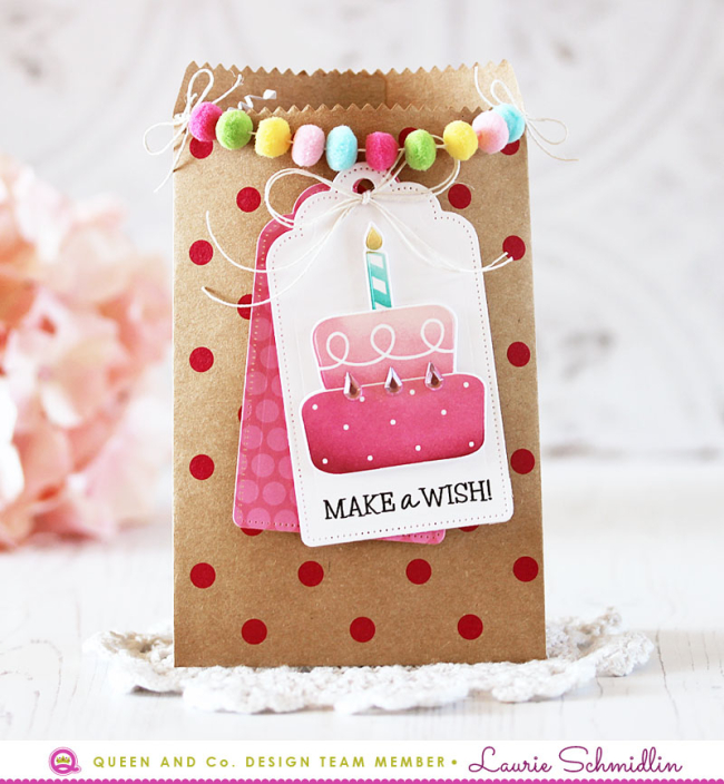 Make a Wish Gift by Laurie Schmidlin
