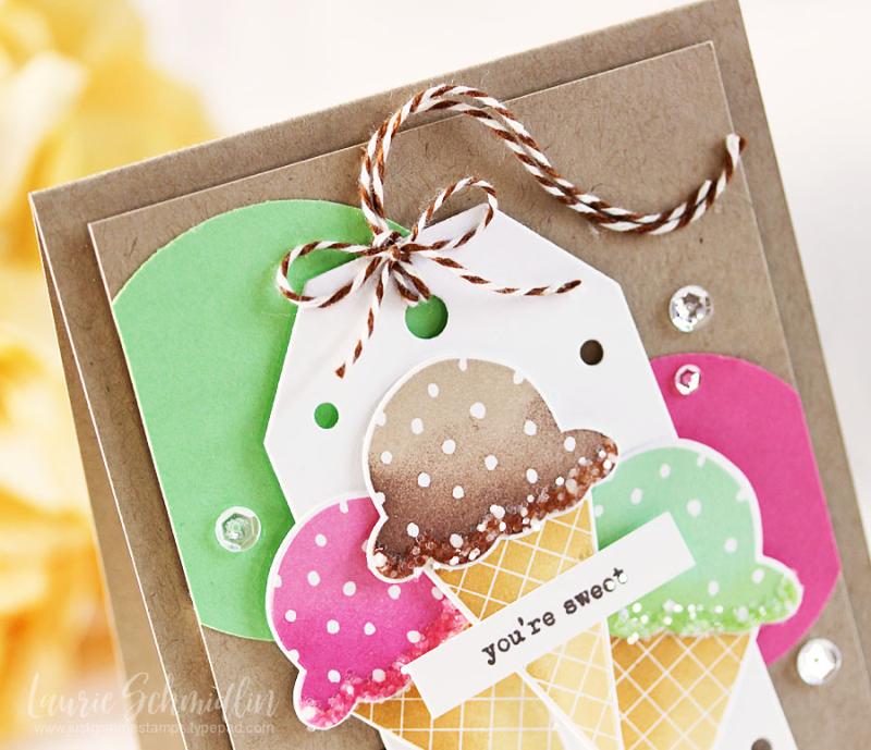 Sweet Treats (detail 2) by Laurie Schmidlin
