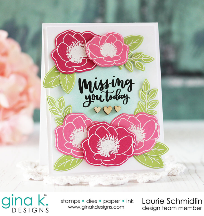 Missing You Today by Laurie Schmidlin