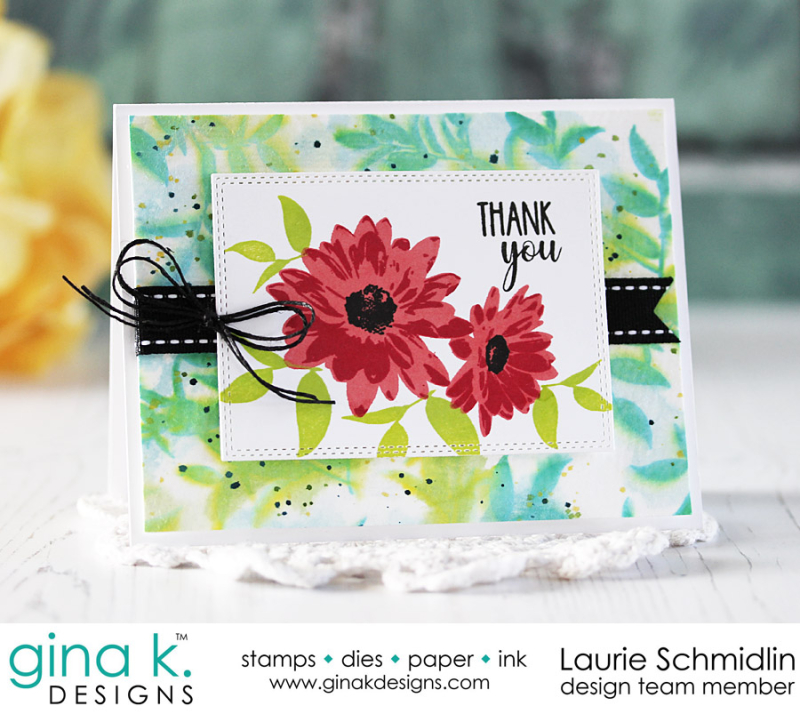 Thank You by Laurie Schmidlin