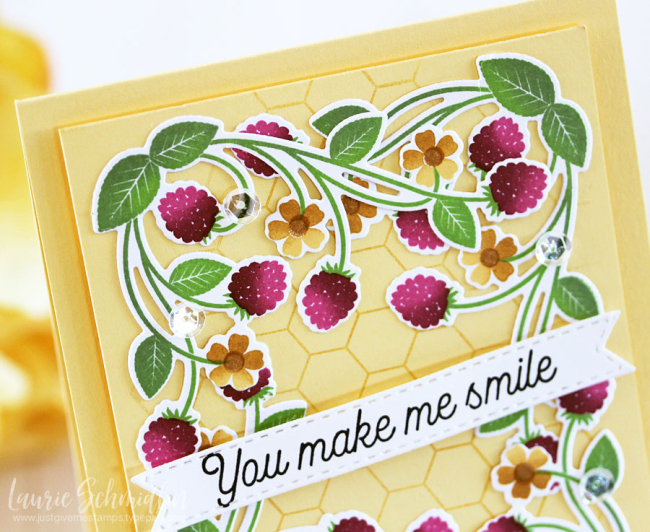 You Make Me Smile by Laurie Schmidlin