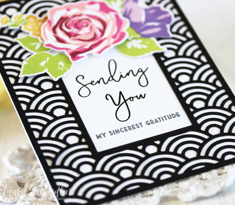 Sending You (detail 2) by Laurie Schmidlin